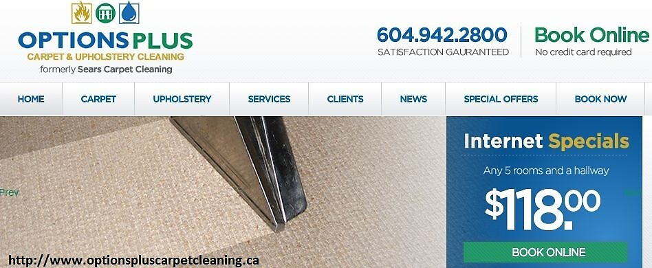 Carpet Cleaning Business by optionsplus