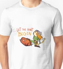 Smite - Let the hunt begin (Chibi) T-Shirt