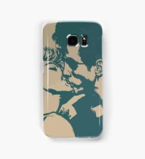 Jesse and Tulip from Preacher Samsung Galaxy Case/Skin
