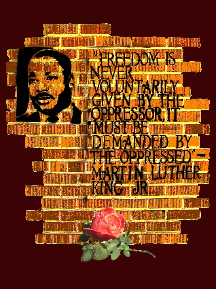 Martin Luther King, Jr. Day  by DAdeSimone
