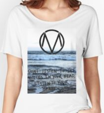 The Maine take a trip to the seaside Women's Relaxed Fit T-Shirt