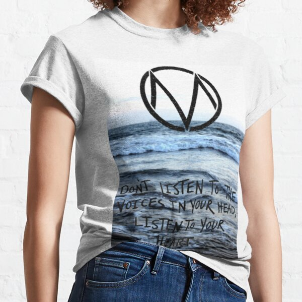 The Maine take a trip to the seaside Classic T-Shirt
