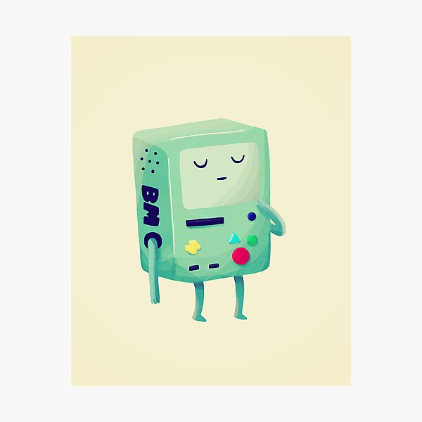 Who Wants To Play Video Games? Photographic Print