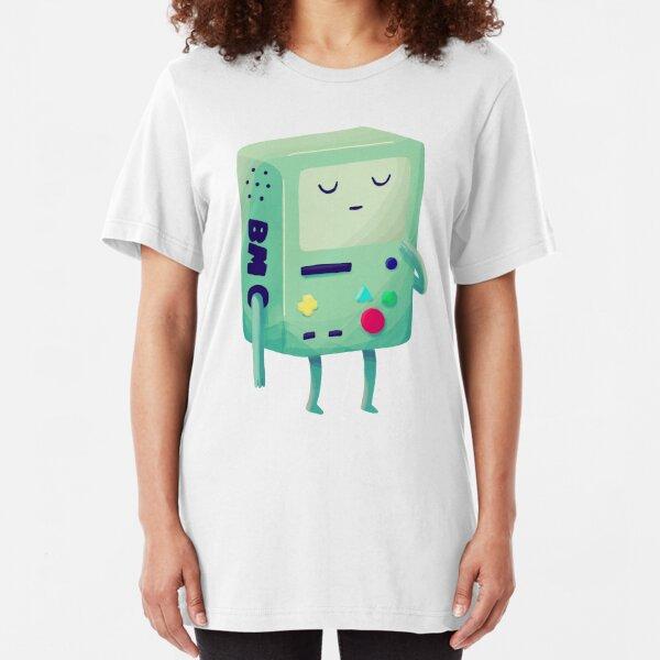 Adventure Time Finn Jake Sleeping Nap Cute Best Friends Mens Unisex Tee T-Shirt