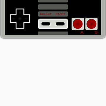 NES Controller by ElGamerCosplaye
