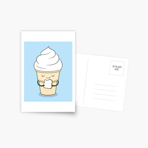 ice cream sandwich Postcard