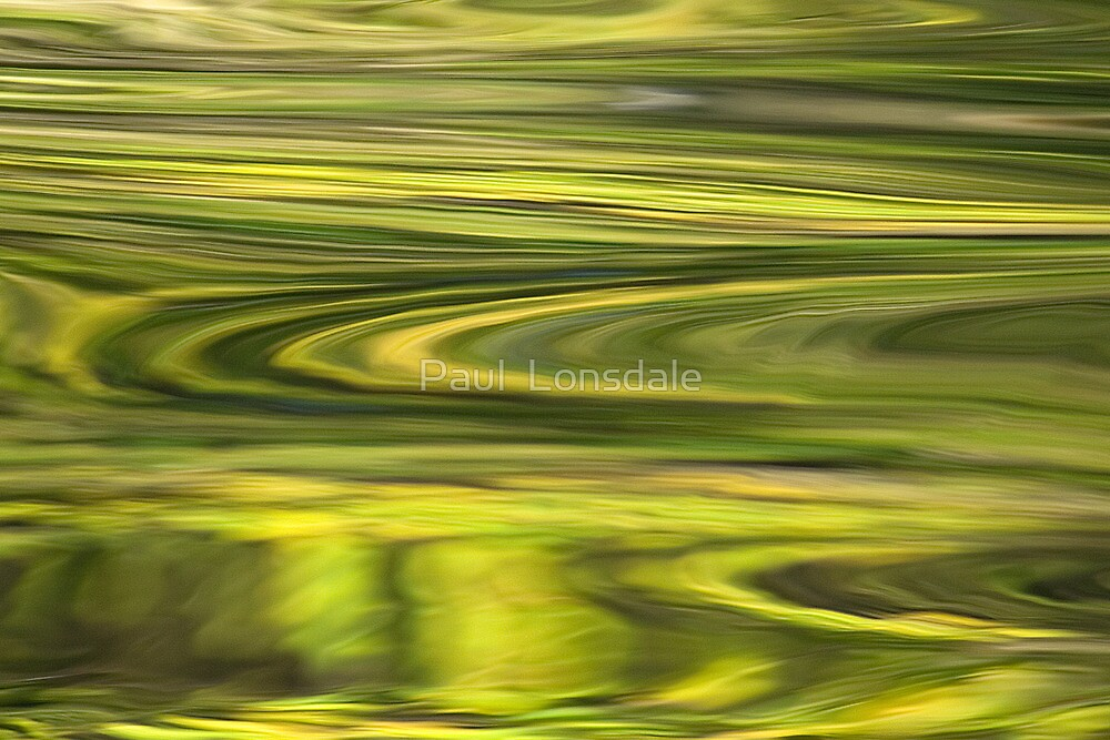 Summer Reflections by Paul  Lonsdale