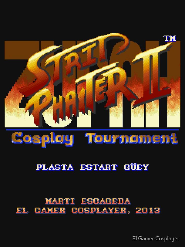 Super Street Fighter II - SNES by ElGamerCosplaye