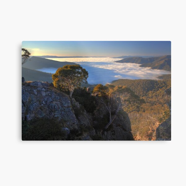 Alpine National Park  Metal Print