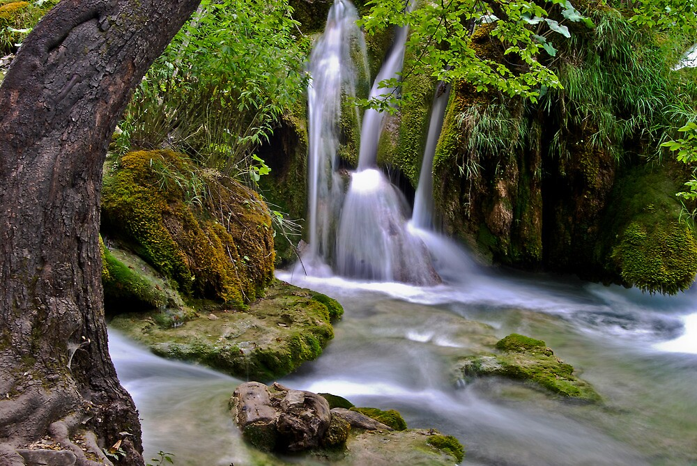 waterfall by alexsebastianh