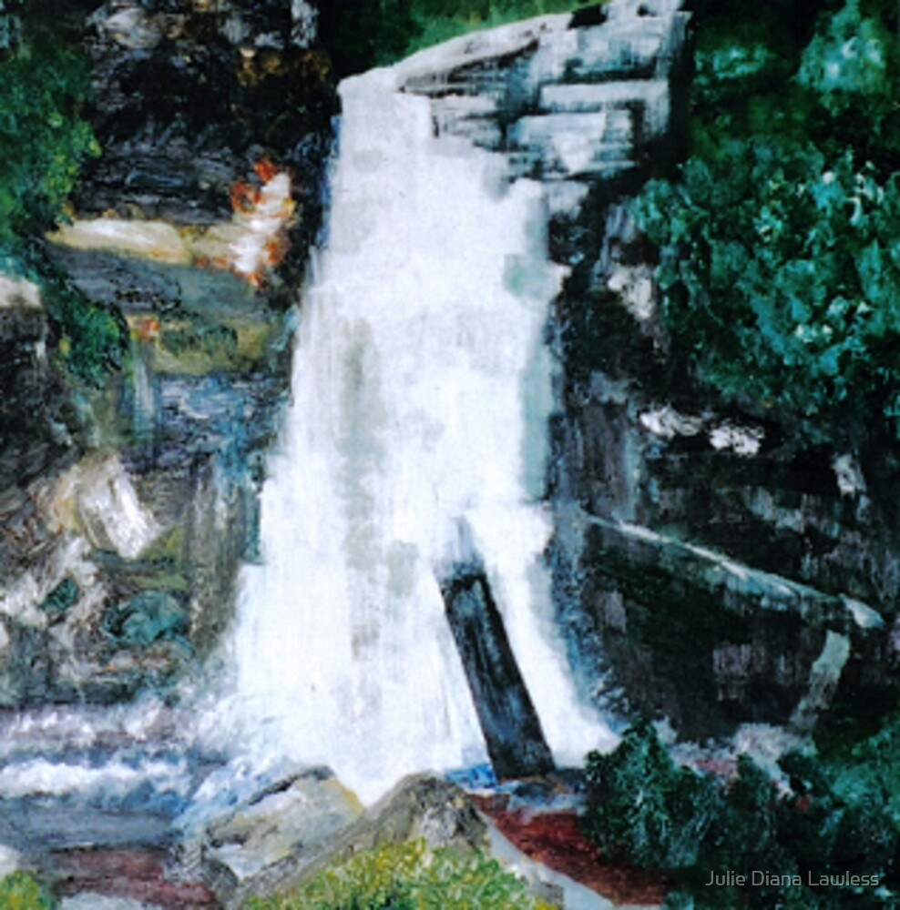 Snug Falls by Julie Diana Lawless