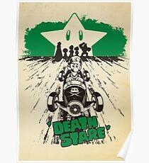 DEATH STARE Poster