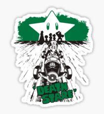DEATH STARE Sticker