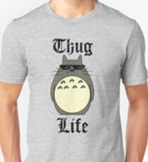 Totoro Thug Life Unisex T-Shirt