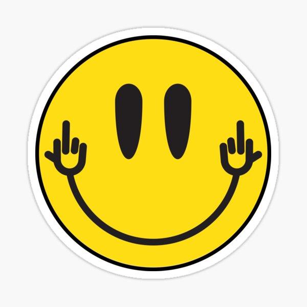 A friendly FU!! Sticker