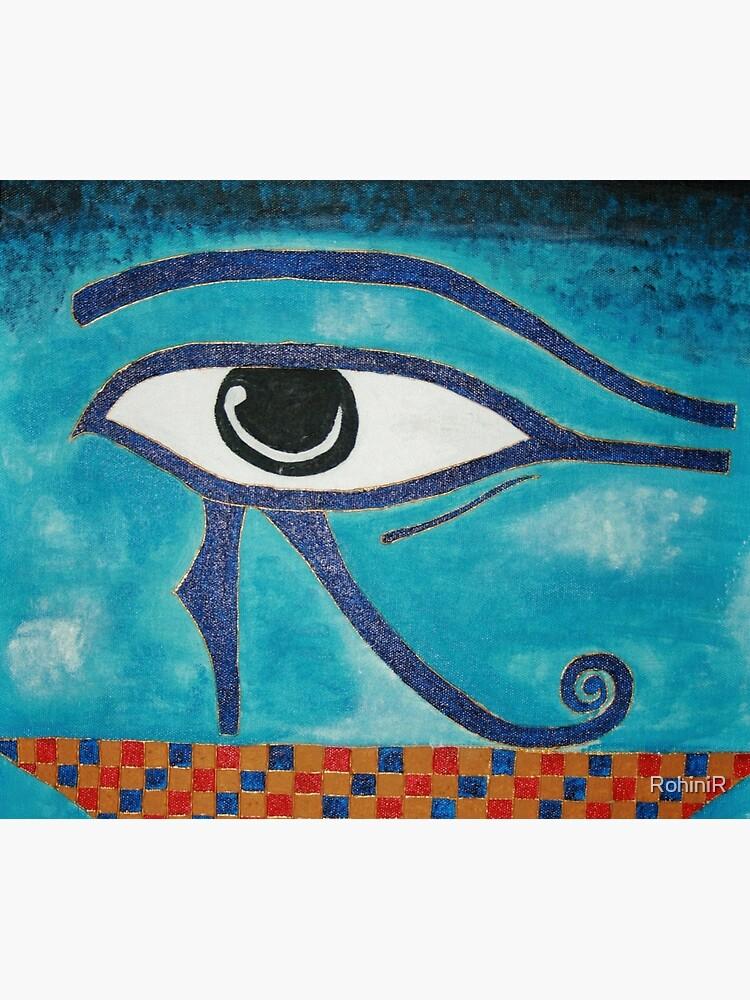 Auge des Horus von RohiniR