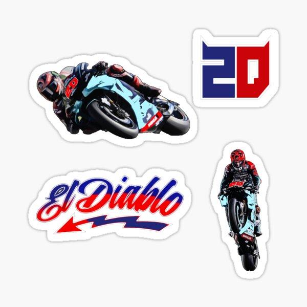 Pack Fabio Quartararo Sticker