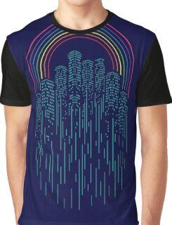 Neon City Graphic T-Shirt