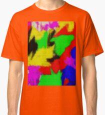 oil pastel Classic T-Shirt