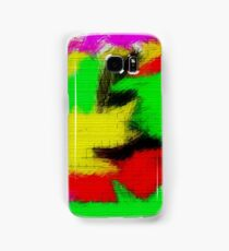 oil pastel Samsung Galaxy Case/Skin