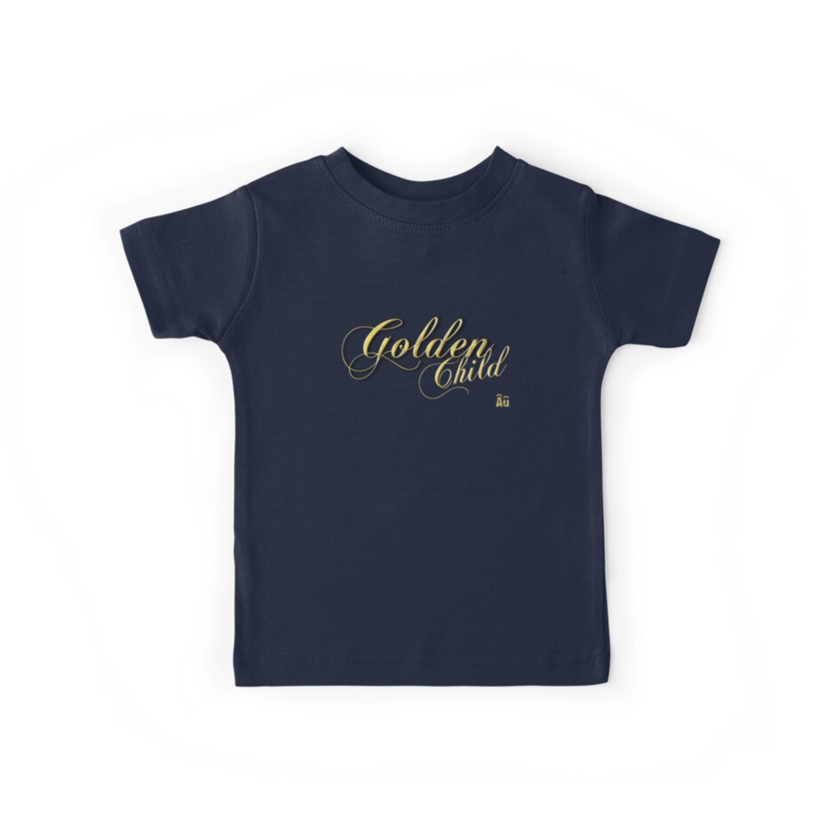 Golden Child by -Au-