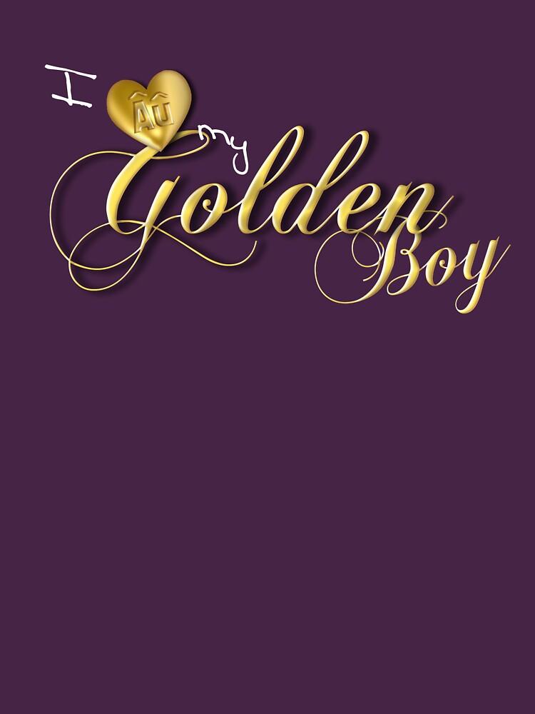 I Love my Golden Boy by -Au-