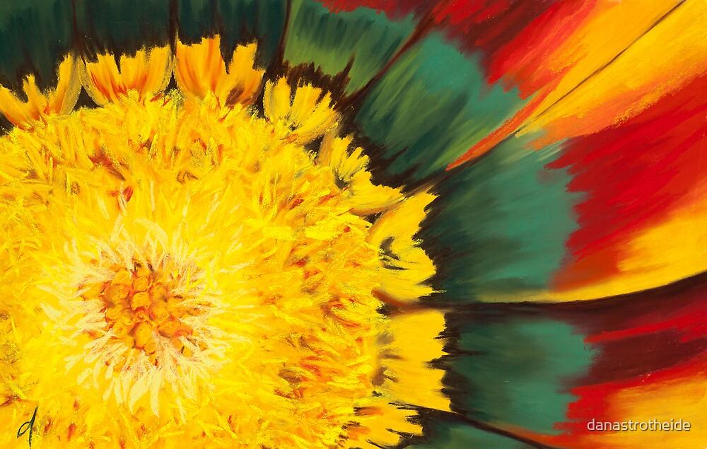 Eye of the Sun by danastrotheide