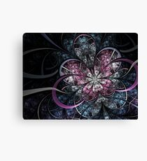 Butterfly Effect - Abstract Fractal Artwork Canvas Print