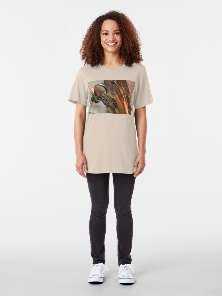Alternate view of Vintages - The pleasure of collecting Slim Fit T-Shirt