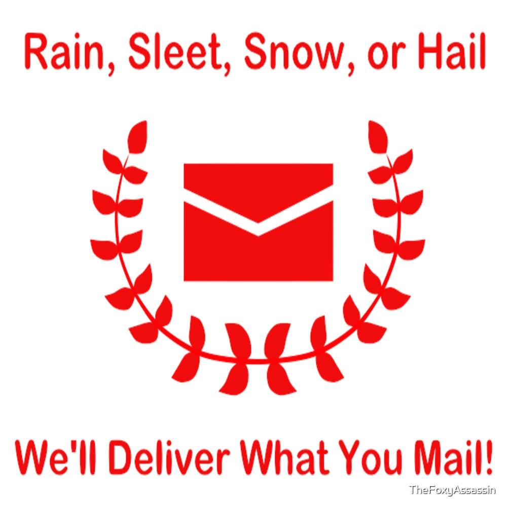 Post Office Halo by TheFoxyAssassin
