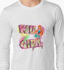 Wild Girl Rose - Bloom Long Sleeve T-Shirt