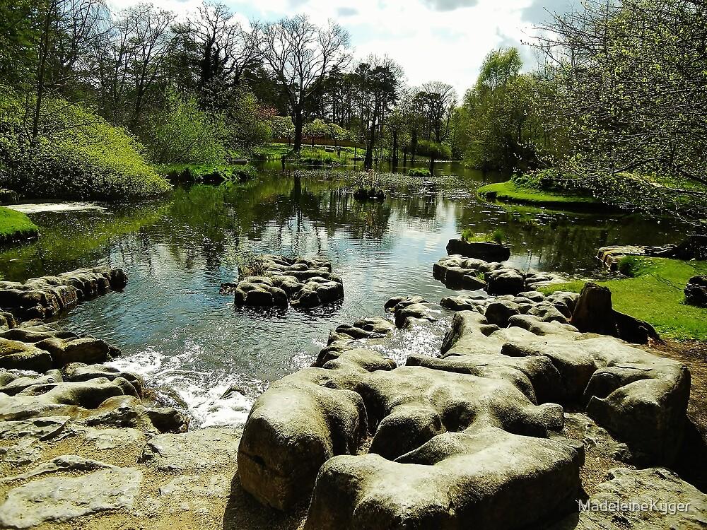 Irish Japanese garden by MadeleineKyger