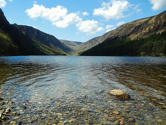 Wicklow Mountains by MadeleineKyger