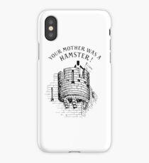 Hamster! iPhone Case/Skin