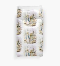Peter Rabbit and Benjamin Bunny Duvet Cover