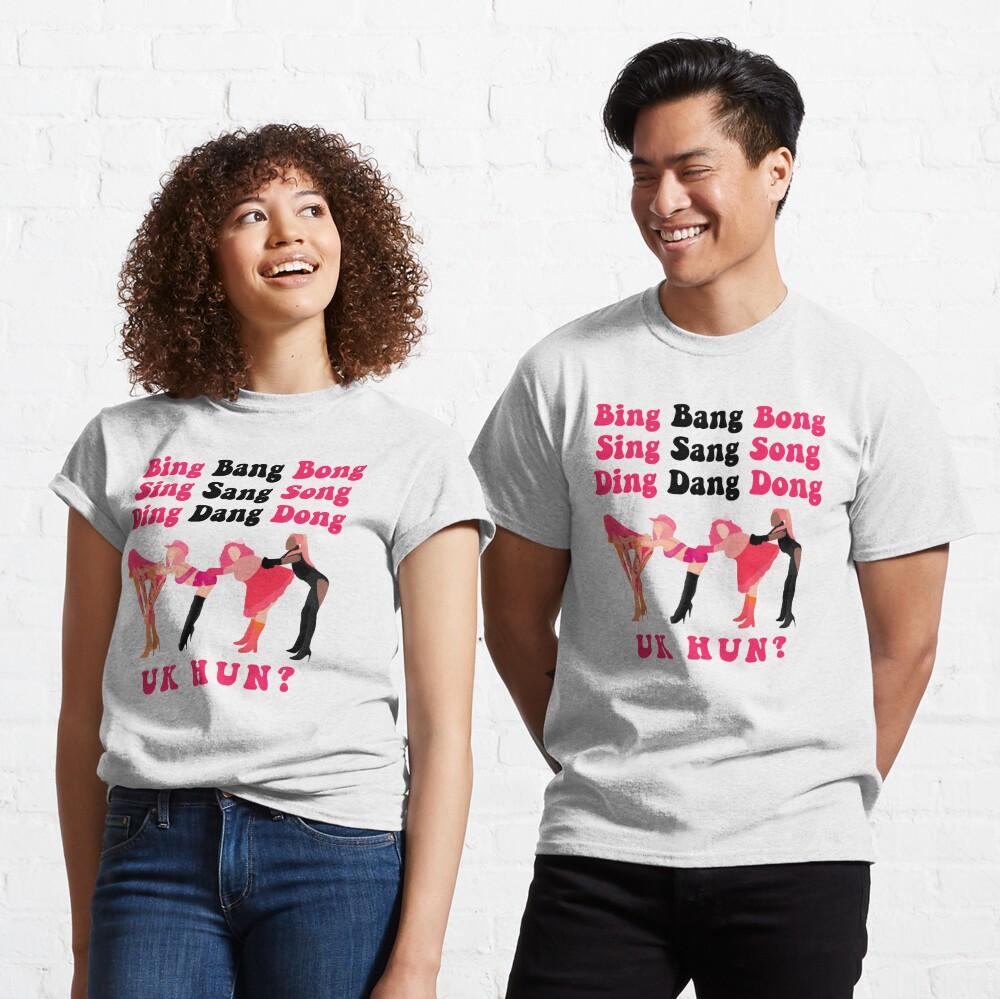 Bing Bang Bong - UK Hun? Classic T-Shirt