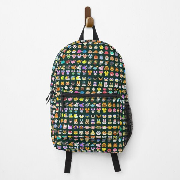 Animal crossing new horizons ALL Backpack