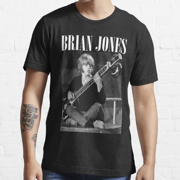BRIAN JONES Essential T-Shirt