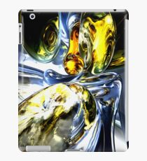 Lost in Space Abstract iPad Case/Skin