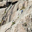 Rock Climbers by wolftinz