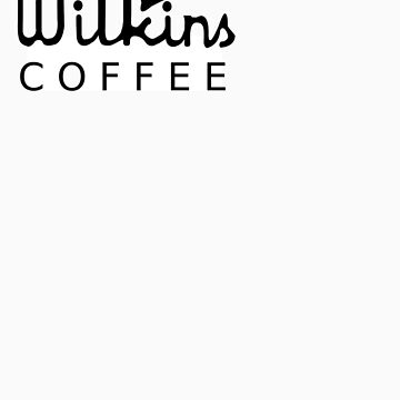 Wilkins coffee sticker by packjack