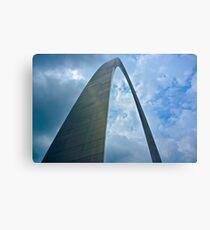 St. Louis Arch, Illinois Canvas Print