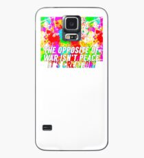 The Opposite Of War Case/Skin for Samsung Galaxy