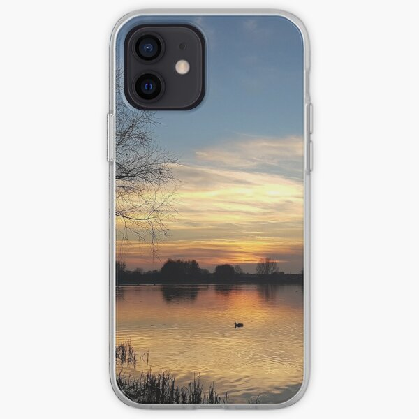 Sunset Swimming IPhone Cases & Covers