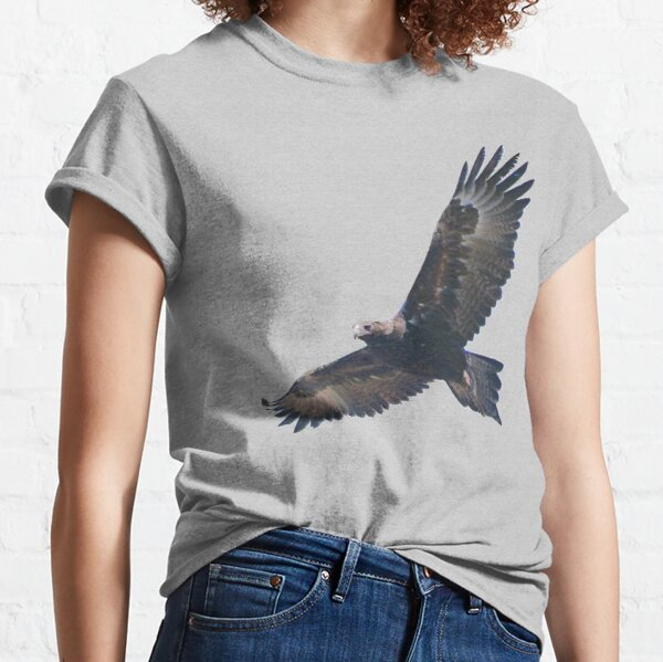 RAPTOR ~ Soaring Wedge-tailed Eagle DGKXWEB8 by tasmanianartist 31122020 Classic T-Shirt