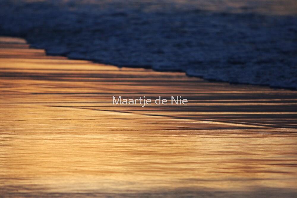 The Beach by Maartje de Nie