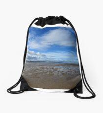 Wet Sands Drawstring Bag