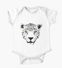 Jaguar Baby Body Kurzarm