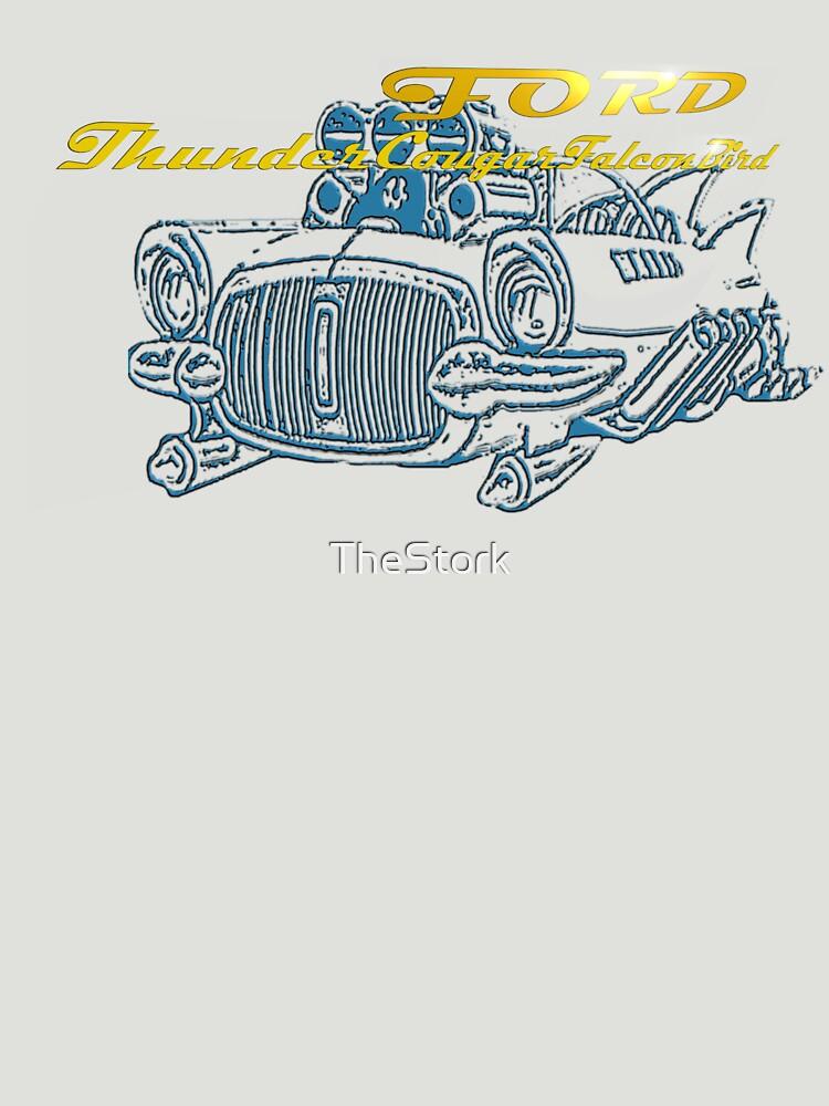 One word, ThunderCougarFalconBird! by TheStork