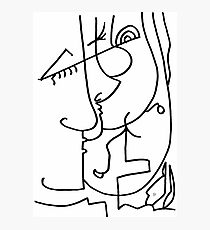 After Picasso B13 Photographic Print